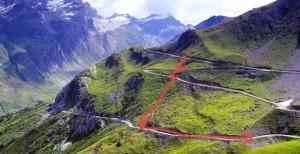 Alps-road